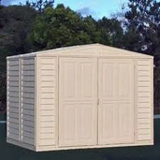 Lifetime 15x8 Shed Uk by Lifetime 15x8 Plastic Shed Complete With Floor Skylights And