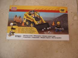 Mega Bloks CAT Skid Steer Loader #97801 Replacement Instructions ... Buy Mega Bloks Cat Large Vehicle Dump Truck In Cheap Price On 3 In 1 Ride On Man Christmas 27pc Cat Toy Set Stage Stores 12 Bsp Amazoncom Caterpillar Constructor Toys Games Lil Cnd88 From 2349 Nextag Mb Truck Platform Bx9 Factcool Bloks Push Along And Sitride Toy Articulated Trade Me