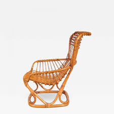 Tito Agnoli - 1960s Rattan Lounge Chair By Tito Agnoli, Italy Italian 1940s Wicker Lounge Chair Att To Casa E Giardino Kay High Rocking By Gloster Fniture Stylepark Natural Rattan Rocking Chair Vintage Style Amazoncouk Kitchen Best Way For Your Relaxing Using Wicker Sf180515i1roh Noordwolde Bent Rattan Design Sold Mid Century Modern Franco Albini Klara With Cane Back Hivemoderncom Yamakawa Bamboo 1960s 86256 In Bamboo And Design Market Laze Outdoor Roda