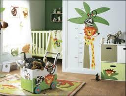 décoration jungle chambre bébé chambre fille decoration chambre bebe fille stickers stickers