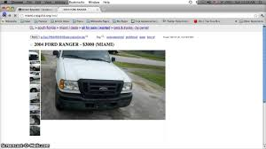 100 Cars And Trucks For Sale By Owner Craigslist Miami Wwwmadisontourcompanycom
