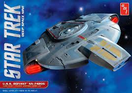 Star Trek USS Defiant | Round2