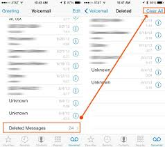 Four Ways To Clear Your VoiceMail In iOS 7 [iOS Tips]