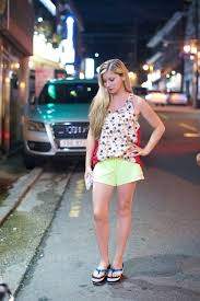 DGal Street Style A Sporty Chic Summer Look