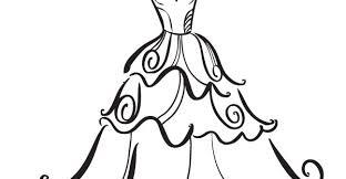 Bride Dress Cliparts