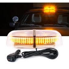 100 Strobe Light For Trucks Amazoncom Lumenix Amber Yellow 240 LED Emergency Warning Safety