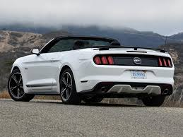 Short Report 2017 Ford Mustang GT Convertible NY Daily News