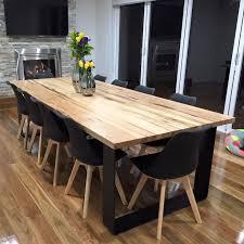 Rectangular Oak Kitchen Table