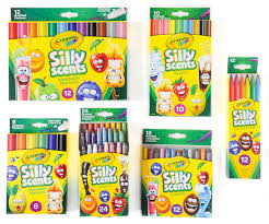 Crayola Bathtub Crayons Collection by 2017 Crayola Silly Scents Review Markers Twistable Crayons