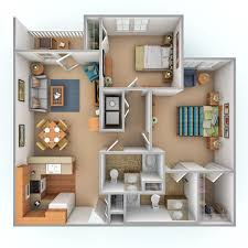 Brand New Square Meter Apartment Design That Combine Style With
