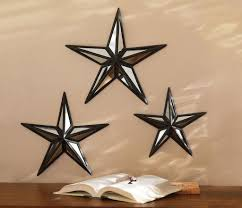 Wonderfull Mirrored Stars Wall Decor Inspirations | Interior ... Custom Star Light Fixture 36 Inch Metal Sign Barn Wood By West 26 Welcome Barn Star Metal Wall Art Western Home Decor Bronze Amazoncom 1 X Rustic Dimensional Brown Wall Decor Good Look Stars Amish Large Metal Barn Stars The Hoarde 31 44 50 With Multiple Stars Amish Made Crafts Tin Star Salvaged Antique Window Frame With Texas Old Wood