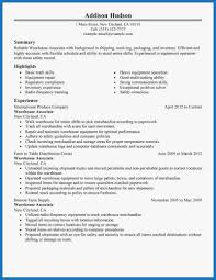 44 Best Images Of Warehouse Resume Template ... Senior Marketing Manager Cover Letter Friends And Relatives Warehouse Lead Resume Examples Experience Sample Logistics Samples Template And Complete Guide 20 General Resume Objective Examples 650841 Summary As Duties Of A Worker For Greatest 10 Warehouse Rumees Jobs Free Job Objective Career Best Forklift Operator Example Livecareer Mplate Warehousing Format Skills List Fortthomas