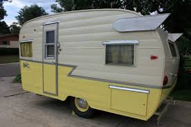A Passion For Vintage Travel Trailers