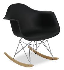 Oalo Low Rocking Lounge Chair (Black) Eames Dsw Fiberglass Chair Raw Umber Maple Vintage Rar Fiberglass Rocking Chair By Charles Ray For Herman Miller 1980s Design Market Vitra Lounge Ottoman Beauty Versions Walnut With White Pigmentation Clay 89 Cm Alinium Polished Seat Padfelt Pad Plastic Arm Chairs Dar Daw Dax Hey Sign Headline Swivel 8 Hottest Scdinavian To Get Your Interior Space Pp Light Choco Designers Tips Comfort The Table Looking The Rocking In Turquoise Sale Usedsolid Wood Ding Fniture Replica Diiiz