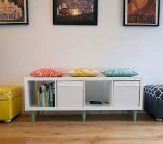 ikea arc l hack the kallax is a multifunctional shelving and storage unit it can