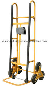 China Stair Climbing Up-Stairs Hand Truck Trolley Ht0608 - China ...