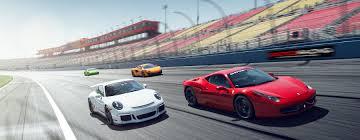 Exotics Racing | Las Vegas & Los Angeles Supercar Driving Experience