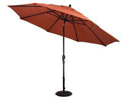 Tilt Patio Umbrella With Lights by 11 U0027 Octagon Auto Tilt Umbrella Um812 Patio Productions