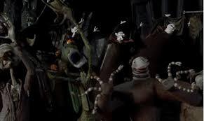 Halloween Town Burbank Ca by Halloween Town Residents Nightmare Before Christmas Pinterest