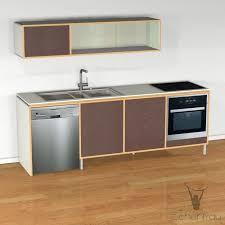 küchenblock 242 x 180 x 63 cm form702