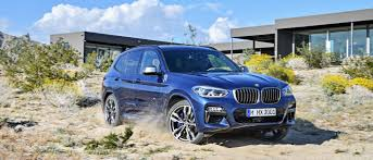 The 2018 BMW X3 is here… and there s an M Sport version SlashGear