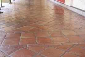 mexican ceramic floor tile floor tile in a diagonal pattern home