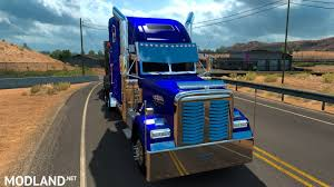 Freightliner Classic XL Custom Update For V 1.4.1 Mod For American ... Custom Trucking Tek Excavating Kirchner Inc More Photos Mel Davis Custom Freightliner Build Monster Blue Big Rig Semi Truck With Stainless Stee The Bears Den Khross Skin Kenworth W900 Ats Mods Services Victoria County Grains Trucks Home Facebook West Coast James Video Paul Risslers 96 Peterbilt 379 Risslerbilt Drivers Usa Best Modified Vol74 Trailers Los Santos Companies With Trucking Missions Parts Set This Bulldog Apart From The Pack