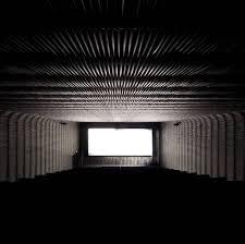 canap駸 poltron et sofa cinema center in matadero de legazpi ch qs arquitectos cinema
