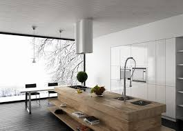 idees cuisine moderne idee ilot central cuisine cuisine ikea meubles ide lot central bois