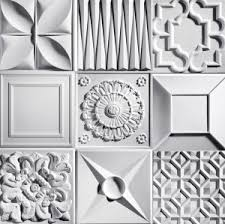 Ceilume Ceiling Tiles Montreal by Roman Circle Latte Ceiling Tiles Ceiling Tiles White Ceiling