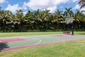 terrain de basket exterieur terrain de basket maison 15 terrain basket kadhafi dudew