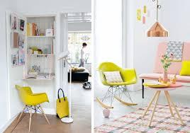 chaise a bascule eames achat fauteuil à bascule eames pas cher roking chair design