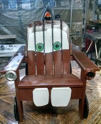 Ana White Childs Adirondack Chair by Ana White Tow Mater Adirondack Chair Diy Projects