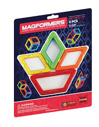 Magna Tiles 100 Black Friday by Magformers Magnetic Toys