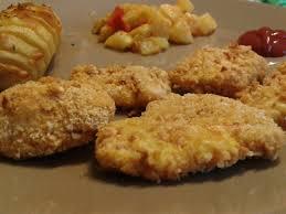 maison au four nuggets de poulet maison au four célia papote et popote