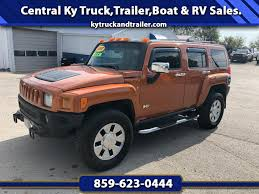 100 Hummer H3 Truck For Sale Used 2007 HUMMER Adventure For In Richmond KY 40475