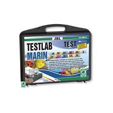 testlab marin jbl malette de tests aquarium d eau de mer aquaprems