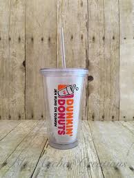 Large Pumpkin Iced Coffee Dunkin Donuts by Dunkin Donuts Cup Personalized Dd Cup Dunkin Donuts Gift