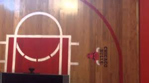 Chicago Bulls Bed Set by Chicago Bulls Gaming Room Design Youtube
