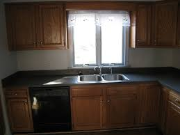 Restaining Oak Cabinets Forum by Test Staining Oak Cabinets Espresso Brown Merrypad