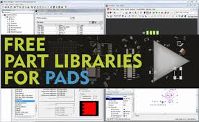 How to your FREE PADS libraries  PADS Desktop PCB Design