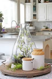 I Love This Simple Spring Centerpiece So Pretty And Easy To Do