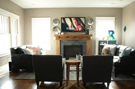how to layout a living room with fireplace aecagra org