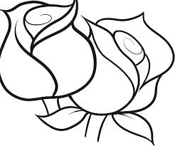 Full Image For Free Printable Small Flower Coloring Pages Of