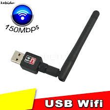 antenne wifi pour pc bureau kebidu mini pc wifi adaptateur 150 m usb wifi antenne sans fil