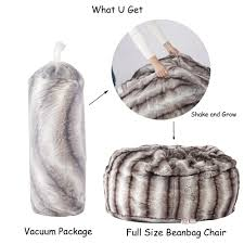 KARMAS PRODUCT Faux Fur Bean Bag Chair Luxury And Comfy Big Beanless ... Pet Beds Dog Designer Bean Bags Large Spare Cover Faux Fur Bag Style Bed Luxury Fniture Rockstar This Nosew Diy Chair Is A Snap To Make Giant The Bigone Lovesac Hidden Jungle Leopard Print And Faux Leopard Fur Bean Bag Etsy Urban Shop Cocoon Multiple Colors Walmartcom Rental Fluffy Oversized Covered Linen Beanbag Accsories Sweetpea Willow Shaggy Merino Sheepskin View More Merax Kids Cute Animal Memory Foam On Sale Free Cordaroys Convertible Theres A Bed Inside Full