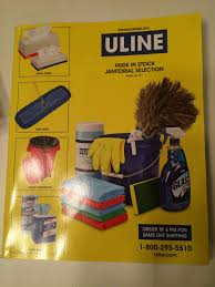 Uline Shipping Supply Specialists Catalog Spring Summer 2016