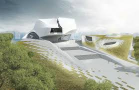 100 Tighe Architecture Taichung Taiwan TAICHUNG CITY CULTURAL CENTER ENTRY BY