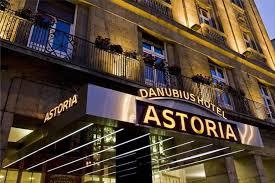 hotel reviews of danubius hotel astoria budapest hungary