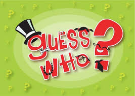 Guess Who Game Logo